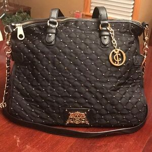 Juicy Couture studded cross body bag